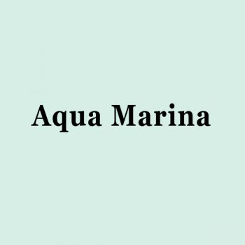 Page simple martelée Aqua Marina